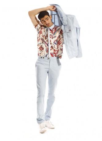 chemise viscose
