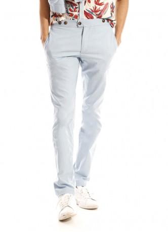 Pantalon en faux jean