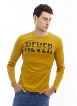 Tee-shirt avec sérigraphie homme