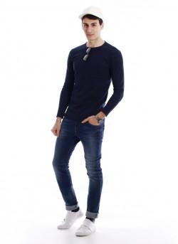 T-shirt à manches longues homme