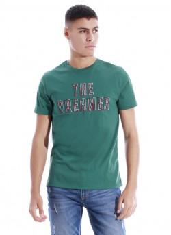 Tee-shirt avec broderie homme