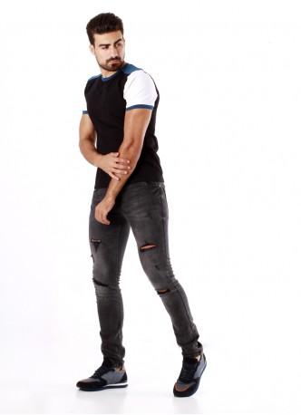 Tee-shirt manche courte homme