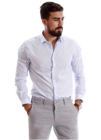 Chemise sport chic homme